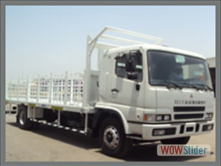 Truck Mounted Cargo Body